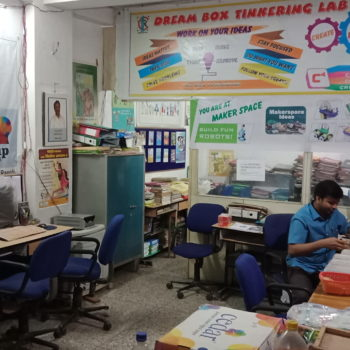 A view of our maker lab